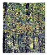 Nature In Autumn 2012 Fleece Blanket