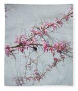 Nature Nurtures Fleece Blanket