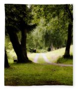 Nature Wonderland Fleece Blanket