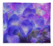 Nature's Art Fleece Blanket