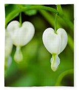 Nature's Hearts Fleece Blanket