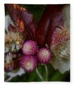 Nature's Ornament Fleece Blanket