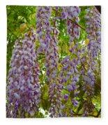 Natures Perfume Fleece Blanket
