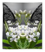 Natures Reflection Fleece Blanket