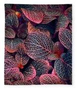 Nature's Rich Tapestry Fleece Blanket
