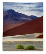Naukluft Mountains  Fleece Blanket
