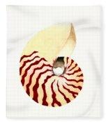 Nautilus Fleece Blanket