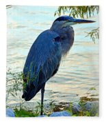 Navarre Gbh I Mlo Fleece Blanket