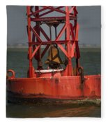 Navigational Bell Fleece Blanket