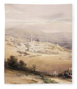 Nazareth Fleece Blanket