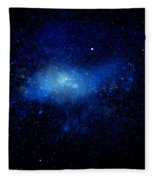 Nebula Ceiling Mural Fleece Blanket