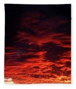 Nebular Sonata Fleece Blanket