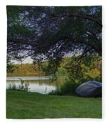 Need To Float 20140718 Fleece Blanket