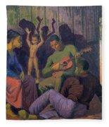 Negro Spritual, 1959 Fleece Blanket