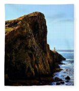 Neist Point Fleece Blanket