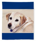 Nellie Fleece Blanket