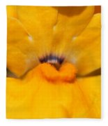 Nemesia Named Angelart Pear Fleece Blanket
