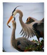 Nestbuilding Fleece Blanket