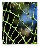 Netting - Abstract Fleece Blanket