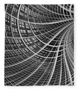 Network II Fleece Blanket