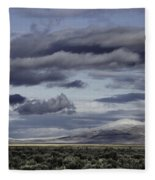 Nevada Blue Skies Fleece Blanket