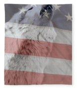 Never Forget Fleece Blanket