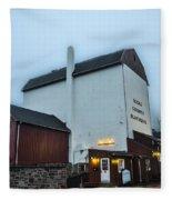 New Hope - The Bucks County Playhouse Fleece Blanket