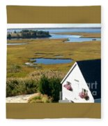 New Jersey's Beauty Fleece Blanket