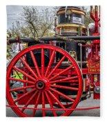 New Orleans Fire Department 1896 Fleece Blanket