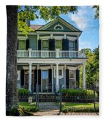 New Orleans Home 6 Fleece Blanket