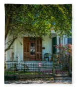 New Orleans Home 8 Fleece Blanket