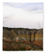 New Photographic Art Print For Sale Breaking Bad Country New Mexico Fleece Blanket