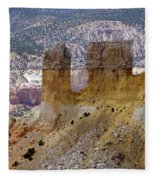 New Photographic Art Print For Sale Ghost Ranch New Mexico 9 Fleece Blanket