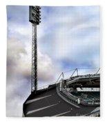 New Ullevi Stadium 05 Fleece Blanket