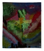 New York City Energy Fleece Blanket