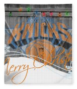 New York Knicks Fleece Blanket
