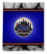 New York Mets Fleece Blanket