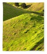 New Zealand Farmland Fleece Blanket
