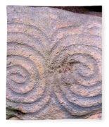 Newgrange Kerb Fleece Blanket