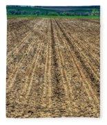 Newly Planted 14564 Fleece Blanket