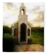 Niagara Church Fleece Blanket