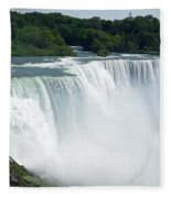 Niagara Falls 12 Fleece Blanket