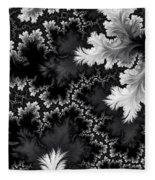 Night Frost Fleece Blanket