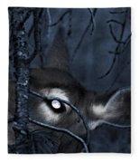 Night Grazing Fleece Blanket
