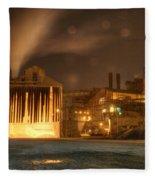 Night Shift Fleece Blanket