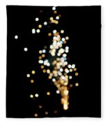 Night Sparkle Fleece Blanket
