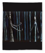Nightfall Secret Fleece Blanket