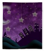 Nighty Night Fleece Blanket