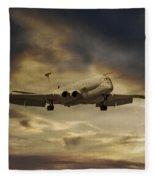 Nimrod Mra4 Fleece Blanket