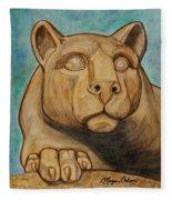 Nittany Lion Fleece Blanket